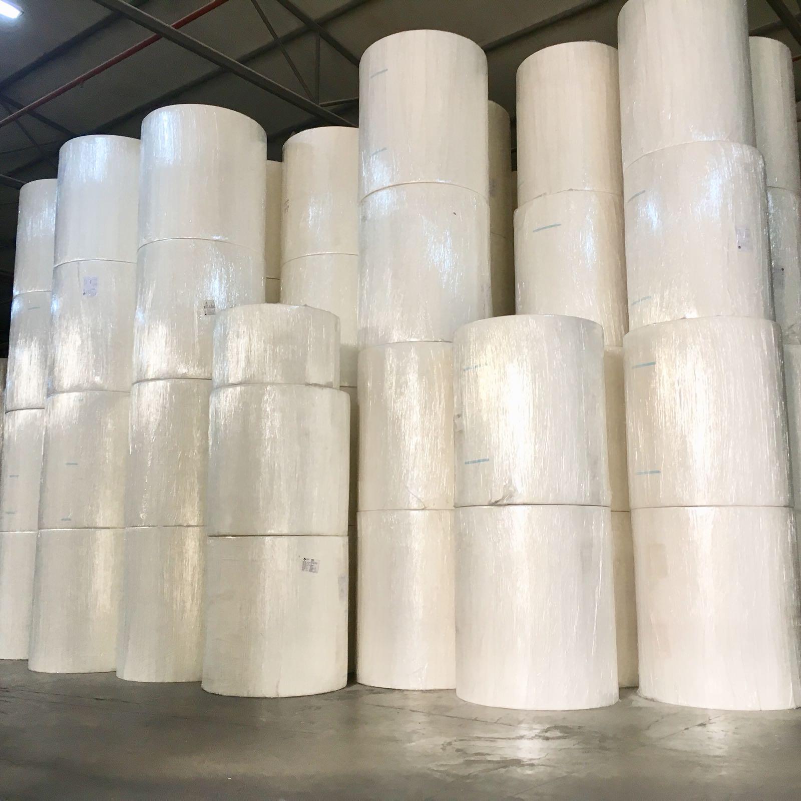 Yılda 30.000 Ton Temizlik Kağıdı 25.000 Ambalaj Kağıdı Üretmekteyiz